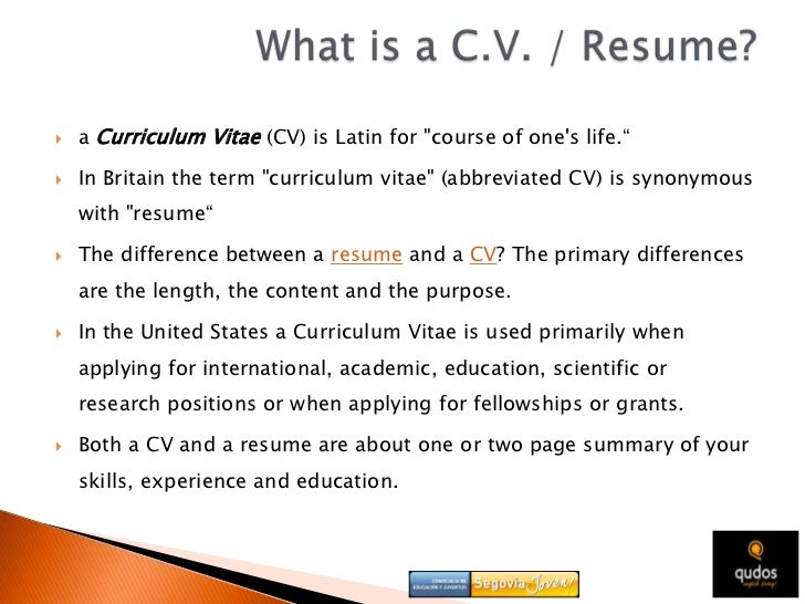 cv means resumes Cerescoffeeco