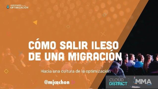 #horizontesoptimizacion @mjcachon@mjcachon