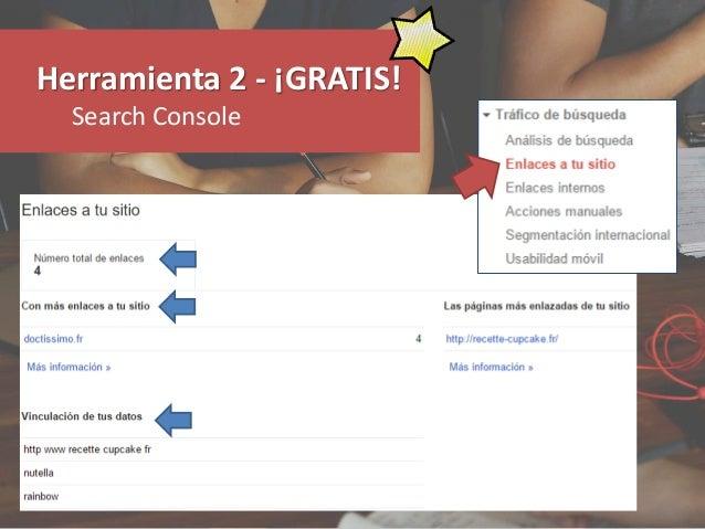 Herramienta 2 - ¡GRATIS! Search Console