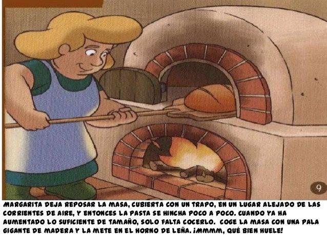 Como se hace el pan 2 - Hacer pan horno de lena ...