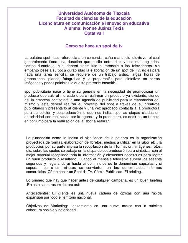 Universidad Autónoma de TlaxcalaFacultad de ciencias de la educaciónLicenciatura en comunicación e innovación educativaAlu...