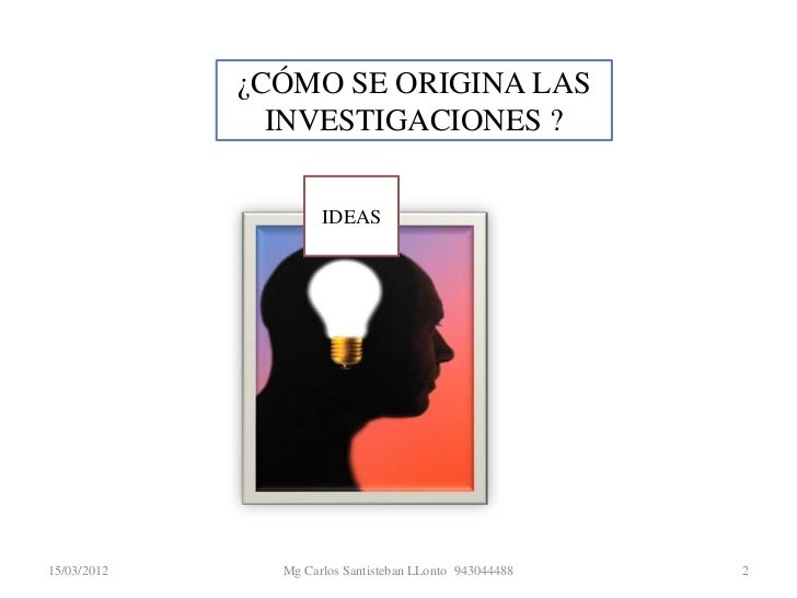¿Como se origina la investigacio.pptx(5.3.12)