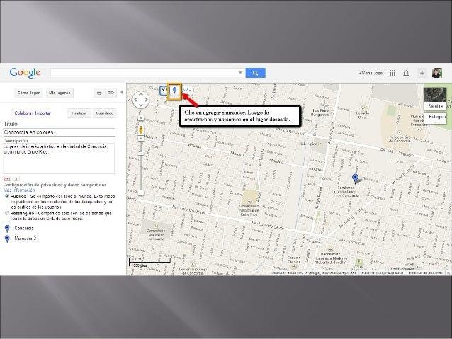 Como subir nuestras imágenes a google maps on