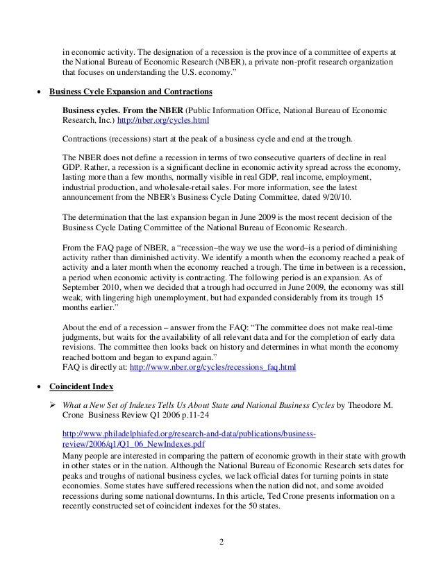Nber Business Cycle Hookup Committee Members