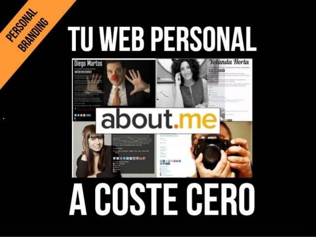"""Tener una página personal, que nos sirva como """"tarjeta de presentación""""….  ES POSIBLE Profesora Dra. Esmeralda Díaz-Aroca...."""