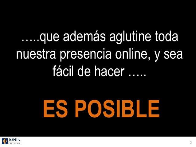 Esmeralda Díaz-Aroca: Cómo tener una web personal a coste cero Slide 3