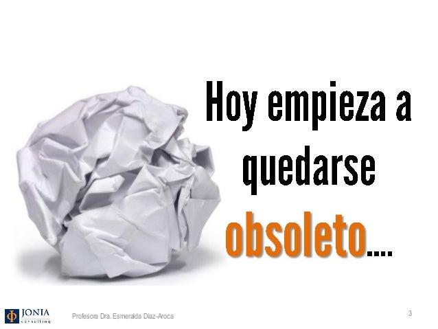 Esmeralda Diaz Aroca: Como tener un curriculum vitae digital Slide 3
