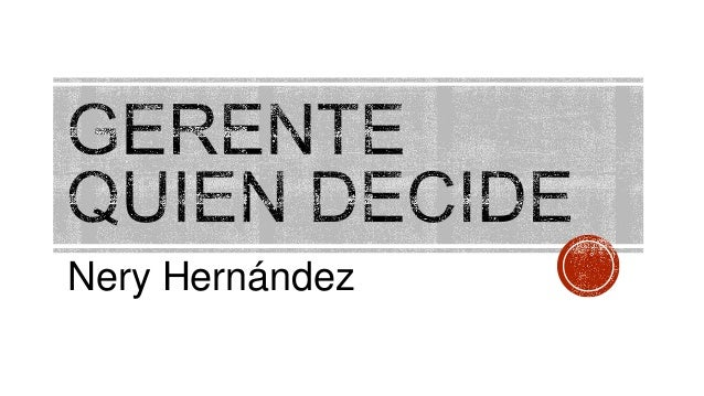 Nery Hernández