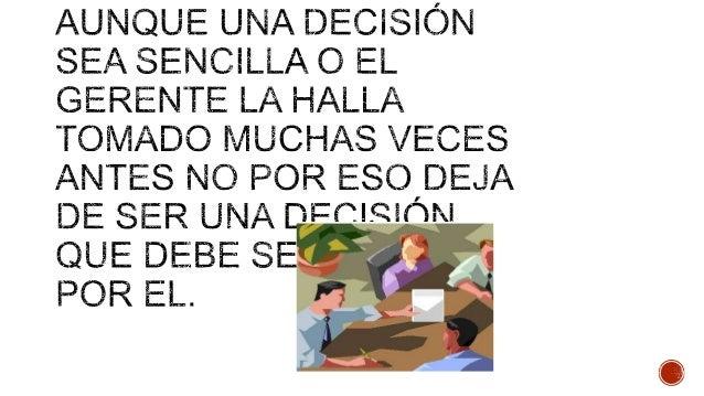 TOMA DE DECISIONES RACIONAL!