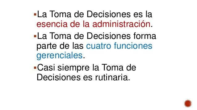  Primero: ya que siempre tomamos decisiones del futuro, y tiene un alto grado de incertidumbre.  Y en segundo: porque de...