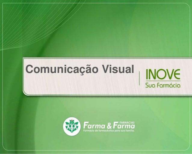 Comunicação Visual  Layoutização