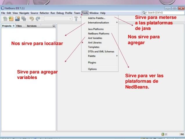 Sirve para navegar Nos sirve para corregir los errores en un código. Sirve para editar Sirve para editar los procesos. Opc...