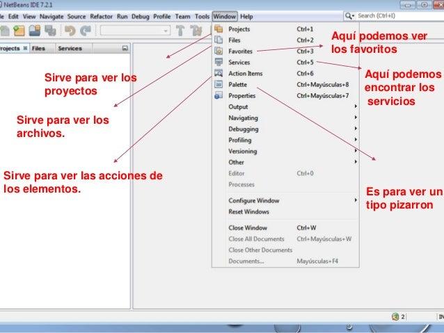 Nos brinda ayuda Sirve para la documentación y el soporte Sirve para ejemplos.