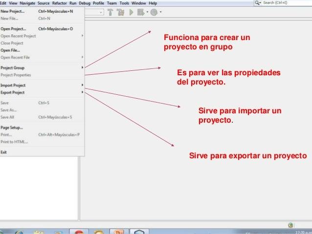 Es para ver los archivos de prueba de perfil. Sirve para adjuntar el perfil Sirve para ver el perfil del proyecto Es para ...