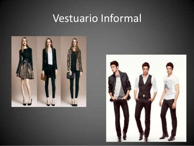 Vestuario Informal