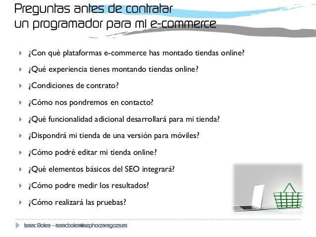 Como y cuanto cuesta montar un e commerce for Cuanto vale un toldo