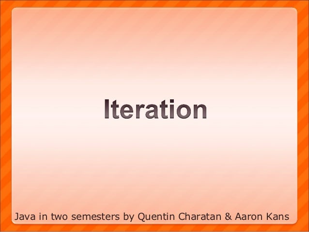 Java in two semesters by Quentin Charatan & Aaron Kans