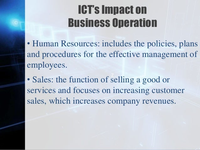 impact of ict on accounting E-accounting practices among small and medium enterprises in ghana  (ict) for performing its information system functions  have an economic impact on.