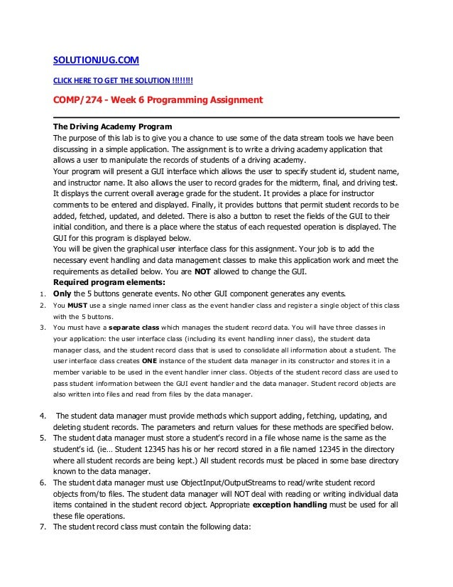 com 156 assignment 6 week 1 Ppa 604 urban planning / redevelopment assignment, discussion, final paper best resources for homework and assignment help.
