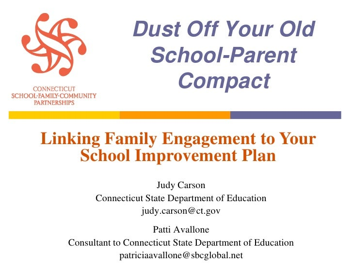 Dust Off Your Old                   School-Parent                      CompactLinking Family Engagement to Your     School...