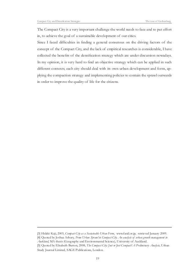 joshua arbury thesis