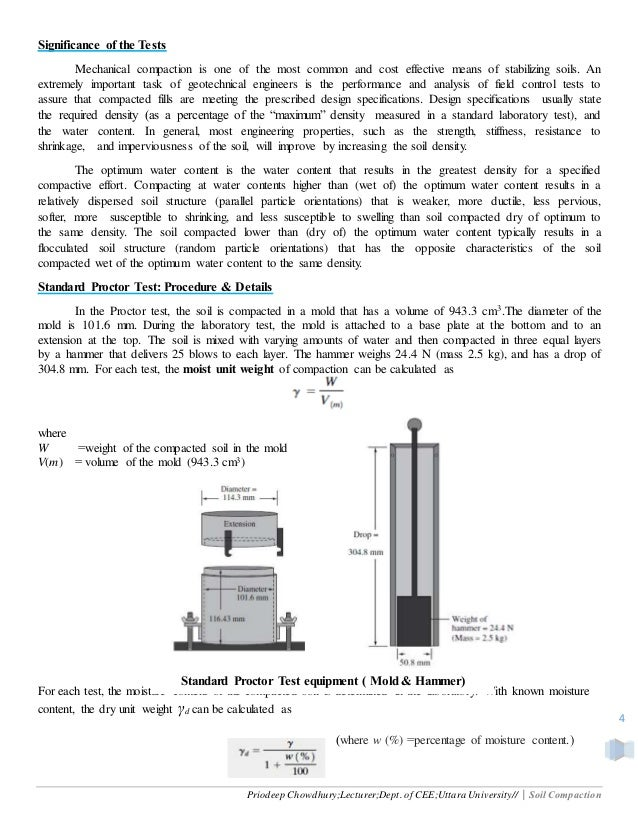 mechanical testing lab report Using the ribbon test to estimate soil texture step 1 collect a small amount of dry soil in your palm, approximately enough to make a small ball of soil about 3/4 inch in diameter when wetted.