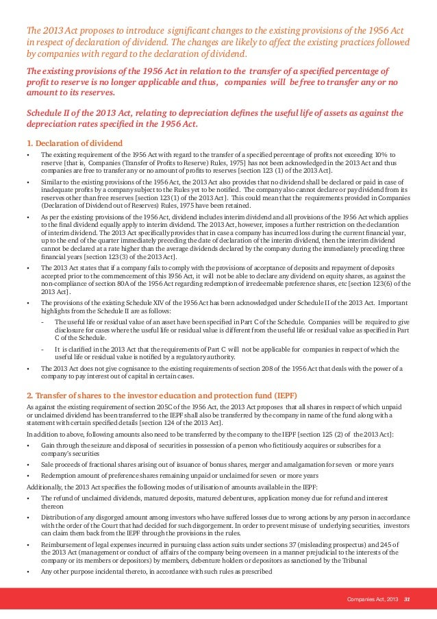 dividend reserve rules Rules and regulations federal register 16059 vol 81, no 58  fdic's authority to declare dividends when the reserve ratio at the end of a calendar year is at.