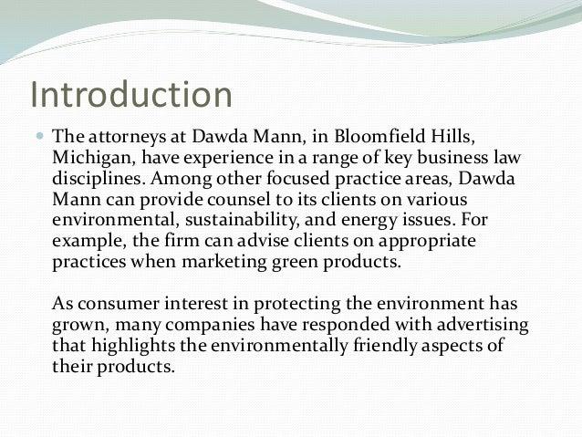 Companies Should Understand Green Marketing Guidelines Slide 2