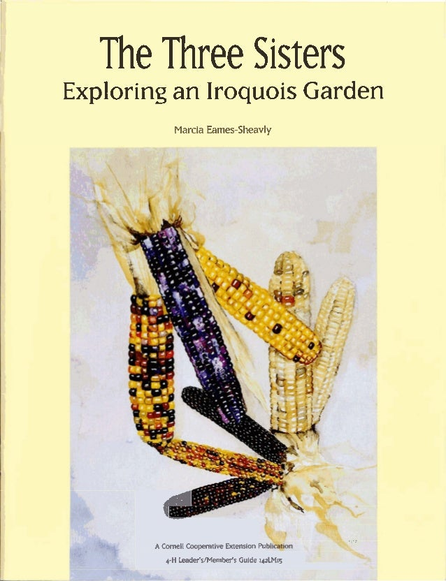The Three SistersExploring an Iroquois Garden            Marcia Eames-Sheavly         C                                   ...
