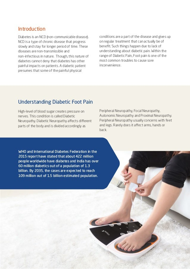 e6004fc9d55 Treating Diabetic Foot Pain with Foot Pulse EXO