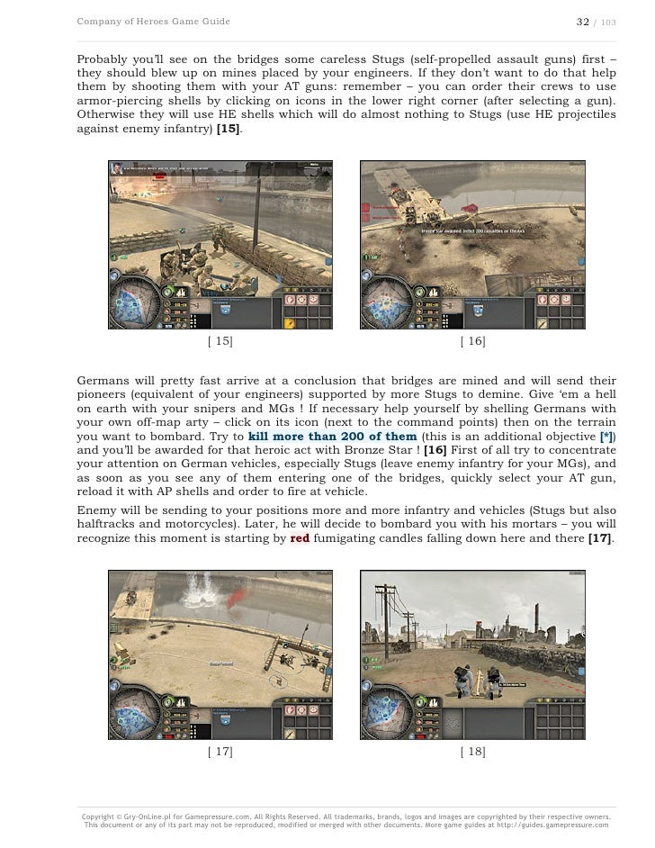 Company of Heroes Hardware Performance Guide - GameSpot