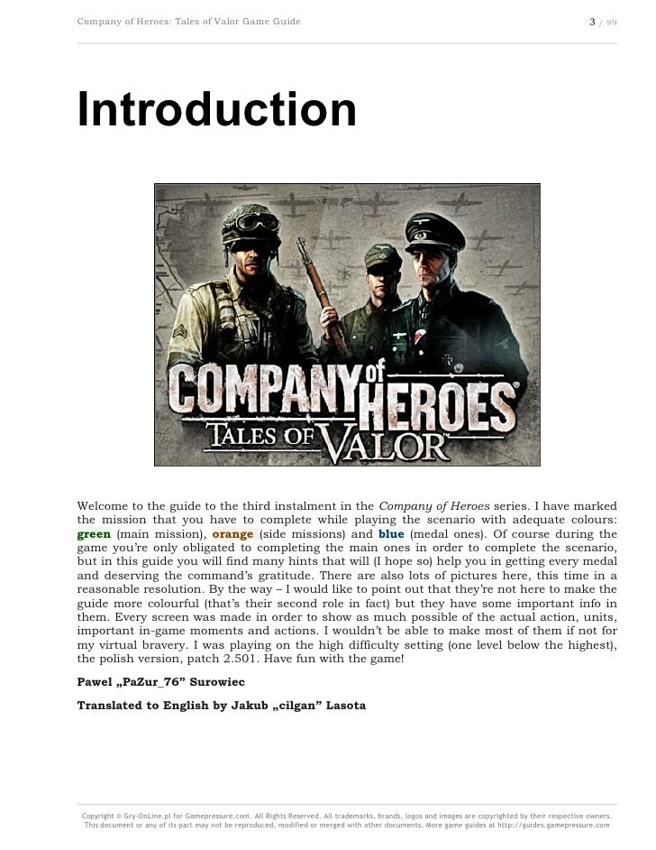 company of heroes tales of valor product key crack