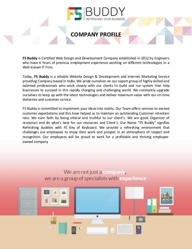 F5buddy Web Development Company Company Profile