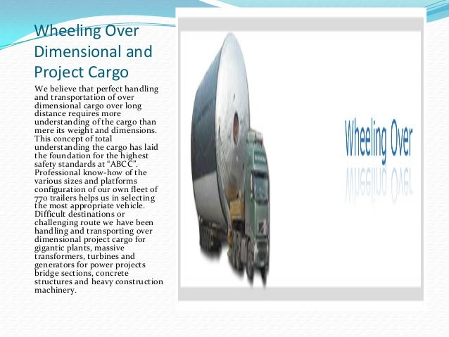 ABCC INDIA Project Cargo Corporation