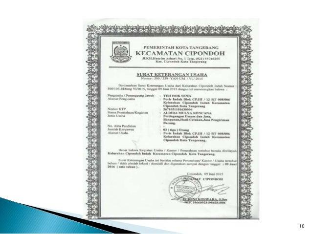 Company profile - Aldira Mulya Kencana