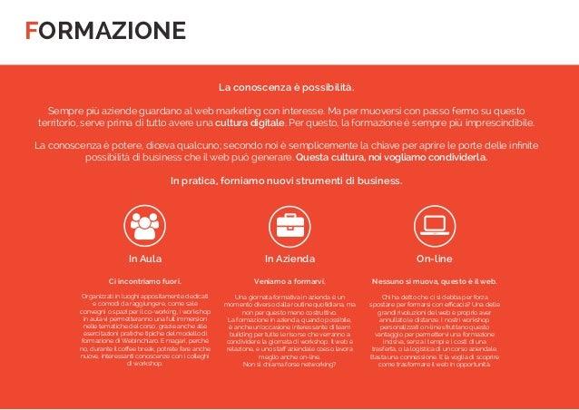 Webinchiaro - Company Profile slideshare - 웹