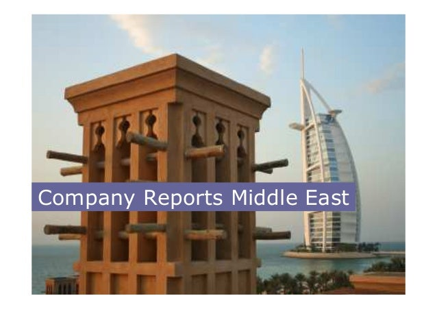 Company Reports Middle East