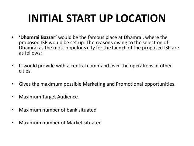 isp business plan