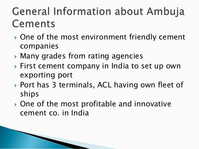 pest analysis on ambuja cement Ambuja cements brand covers the brand analysis in terms of swot, stp and  competition along with the above analysis, segmentation, target group and.