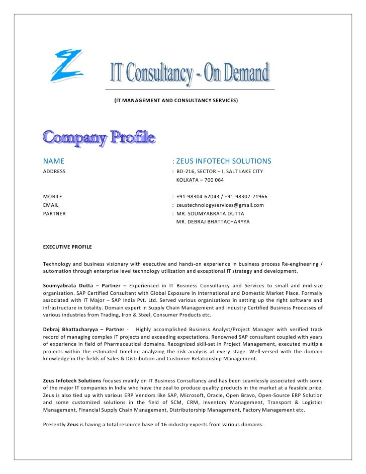 (IT MANAGEMENT AND CONSULTANCY SERVICES)NAME                                                 : ZEUS INFOTECH SOLUTIONSADDR...