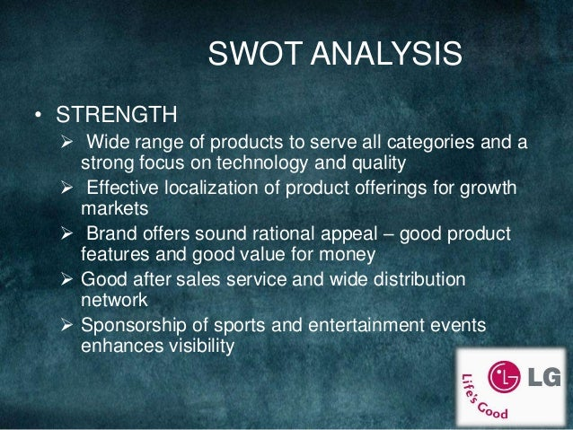 a swot analysis on star appliances inc Swot analysis is a british firm involved in manufacturing of home appliances and was well placed in us similar to chapter 4 - strategy formulationppt.