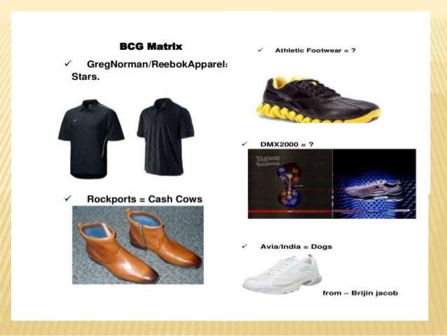 reebok bcg matrix Business plan for adidas 53,550 views share like  company analysis adidas group bcg matrix  adidas , reebok , taylormade adidas golf , rockport, ccmhockey.