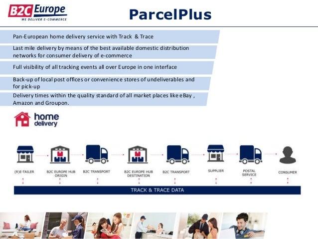 B2c Europe Company Introduction