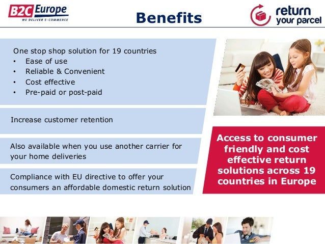 Benefits One stop shop solution for 19 countries • Ease of use • Reliable & Convenient • Cost effective • Pre-paid or post...
