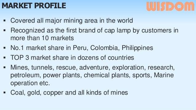 Wisdom Company Introduction V2 76 Miner S Cap Lamp