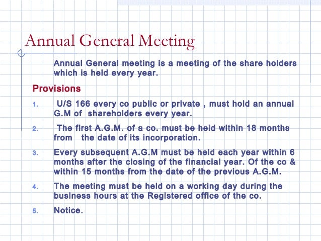 company meeting topics