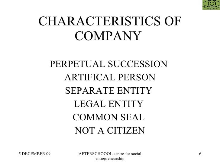 Company law in india for 6 characteristics of bureaucracy