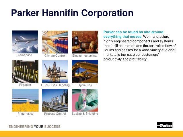 Parker Hannifin | Company Overview April 15, 2013