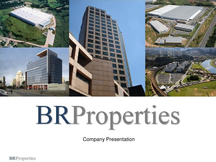 Company Presentation                       1