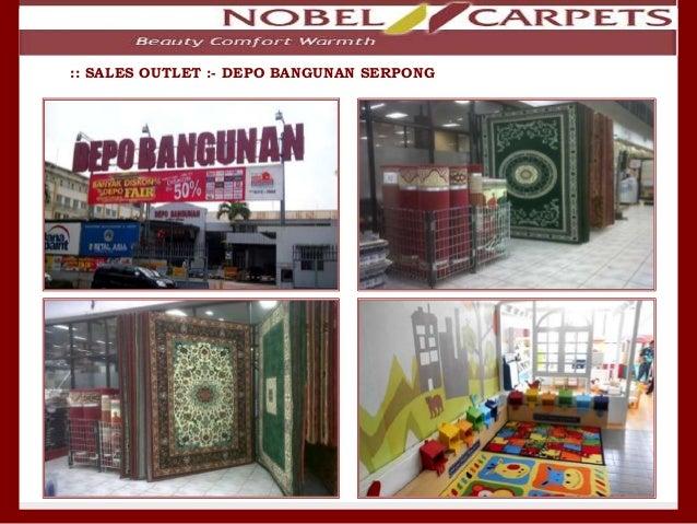 Pt Nobel Carpets